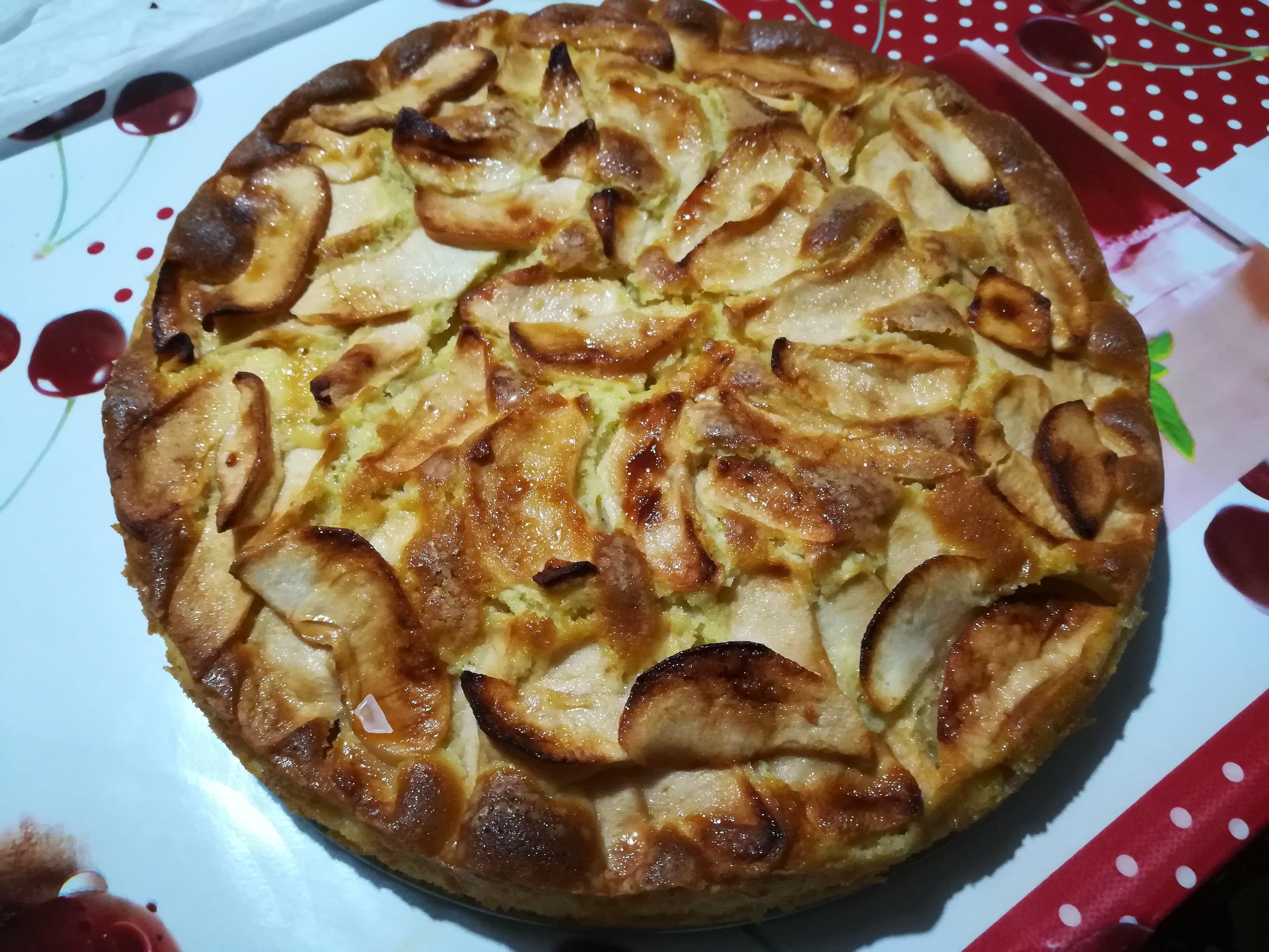 >Torta di mele