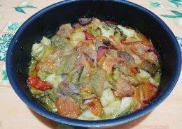 Fantasia di verdure gratinate