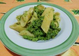 Pennoni al broccolo romano