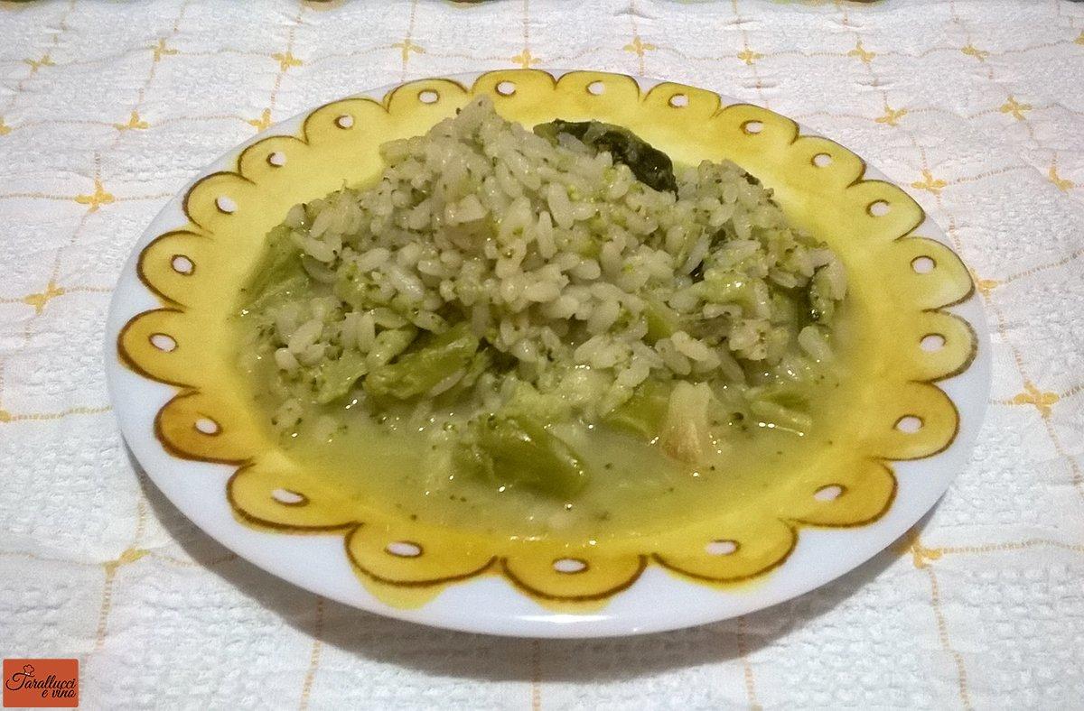 risotto ai broccoletti siciliani