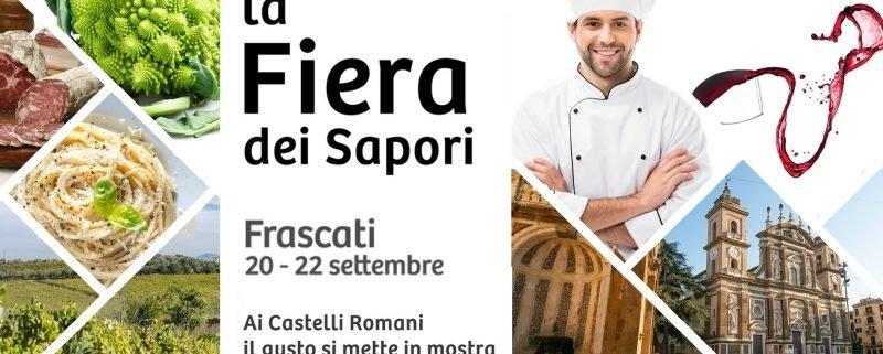Fiera dei sapori Frascati 2019